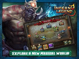 Screenshot of Devil hunter-Inferno Legend
