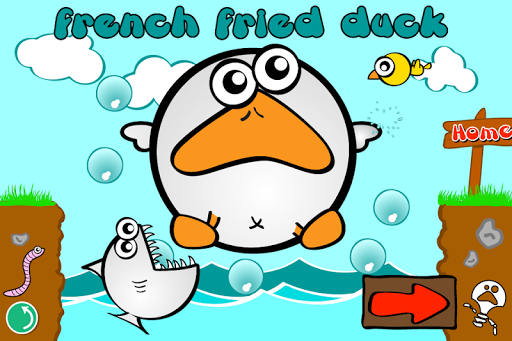 French Fried Duck