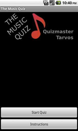 The Music Quiz Pro