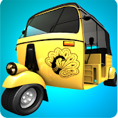 Rickshaw Racing Mobile