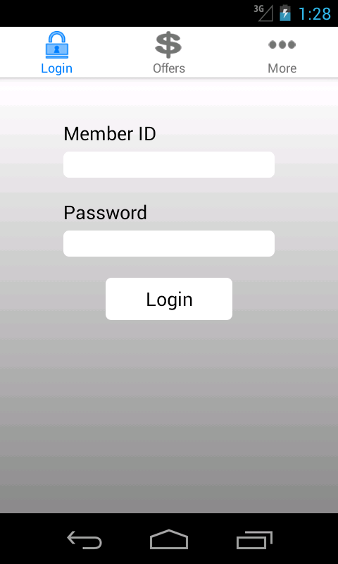 Sb1's NetBanker App - screenshot