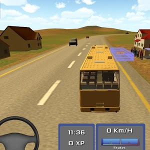 Real Speed bus Racing for PC and MAC