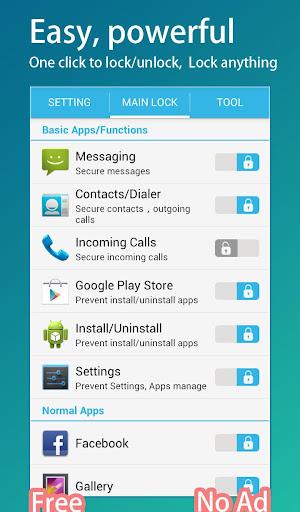 玩免費商業APP 下載HI AppLock (Gold Theme) app不用錢 硬是要APP
