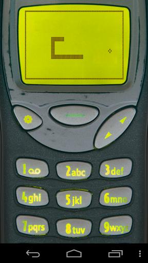 Snake Game 1997