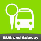 버스 와 지하철(실시간 버스,마을버스,서울지하철)