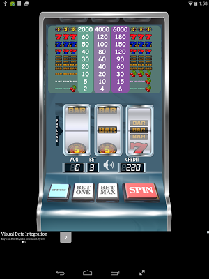 Five Times Pay Slot Machine - screenshot