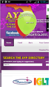 AYP Launcher screenshot 0