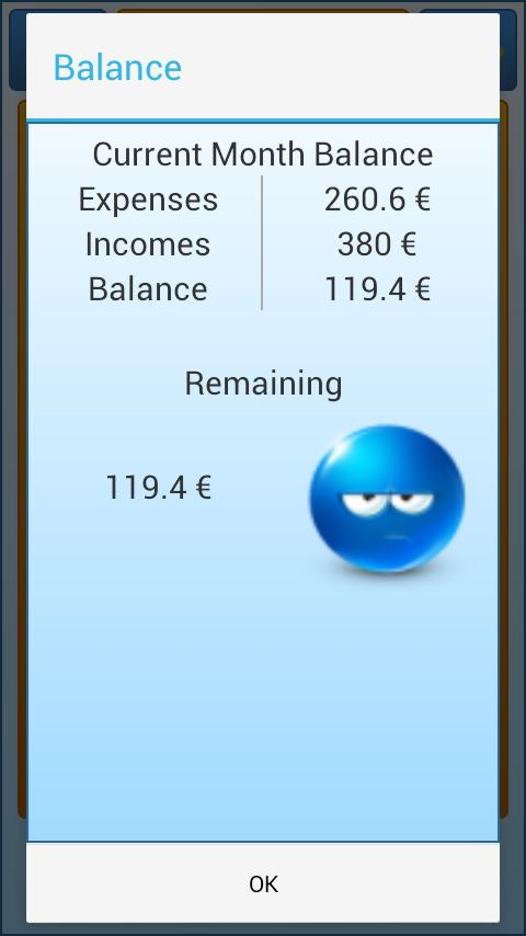 Money Tracker- screenshot