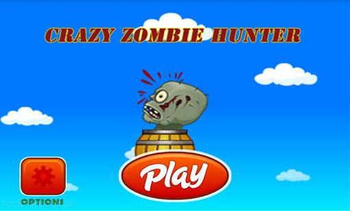 Crazy Zombie Hunter