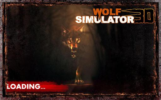 無料模拟Appのワイルドウルフ攻撃シミュレータ3D|記事Game