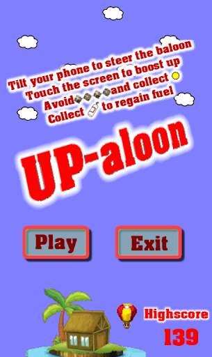 UP-aloon