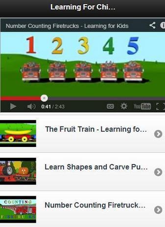 Learning For Children