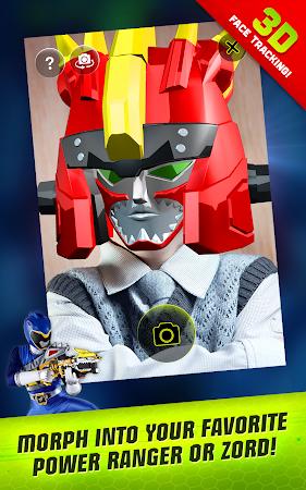 Power Rangers Dino Charge Scan 1.4.6 screenshot 446415