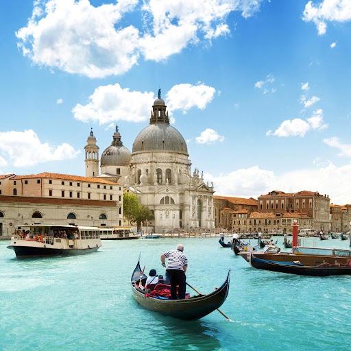 Venice Water Ripples