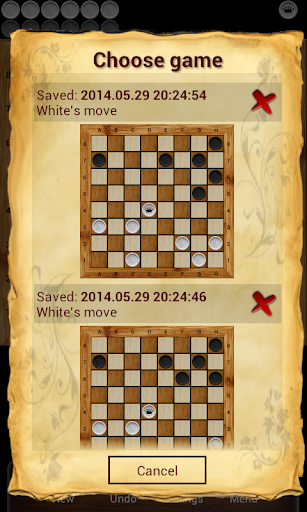 Russian checkers - Shashki 9.8.0 screenshots 5
