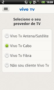 Vivo TV - screenshot thumbnail