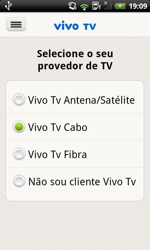 Vivo TV - screenshot