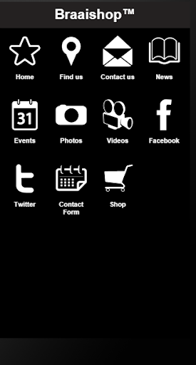 Braaishop™ App for Android