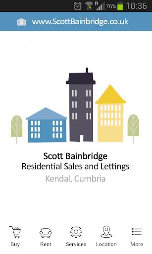 Scott Bainbridge Estate Agent