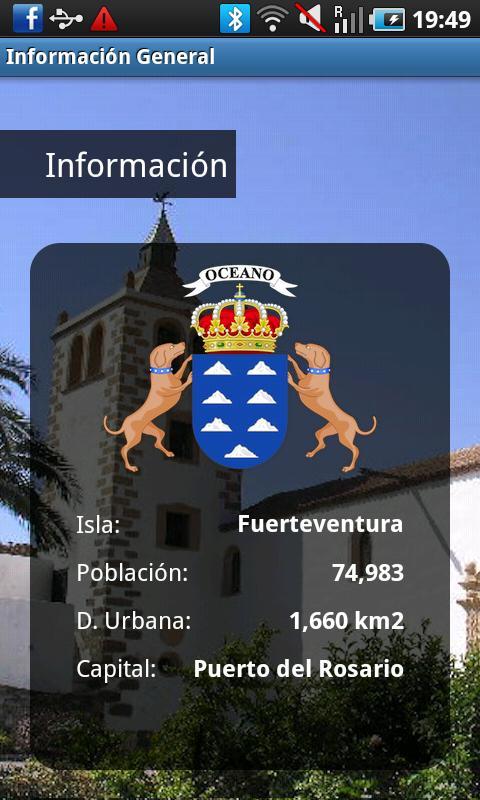 Viajes a Fuerteventura España - screenshot
