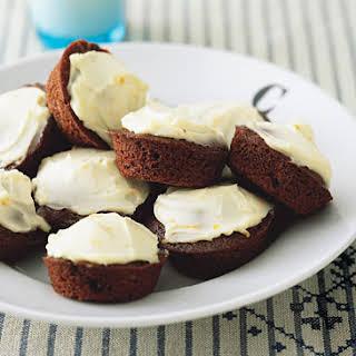Chocolate Zucchini Mini-Muffins.