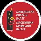 Makedonska Opera i Balet - MOB