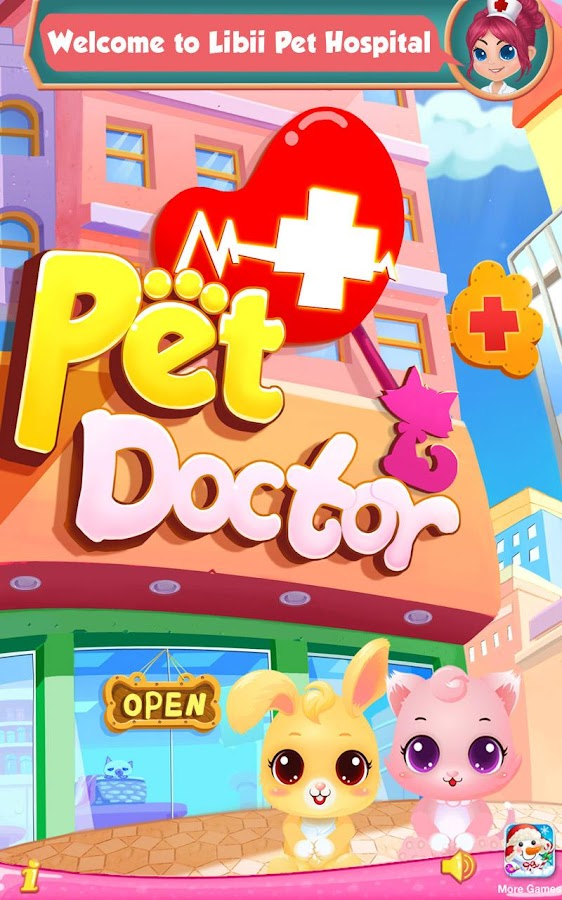 Pet Doctor - screenshot