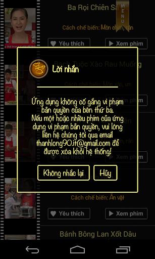 Mon Ngon Moi Ngay - Bep Viet