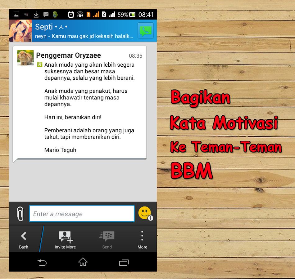 Kata Motivasi Mario Teguh Android Apps On Google Play