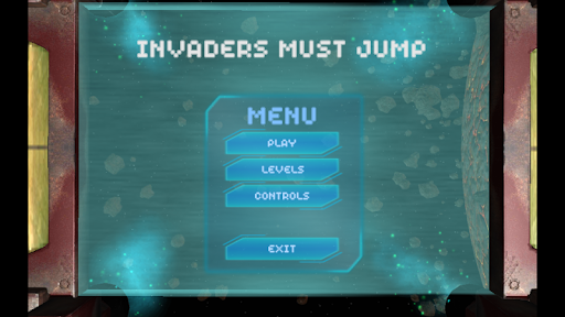 Invaders Must Jump