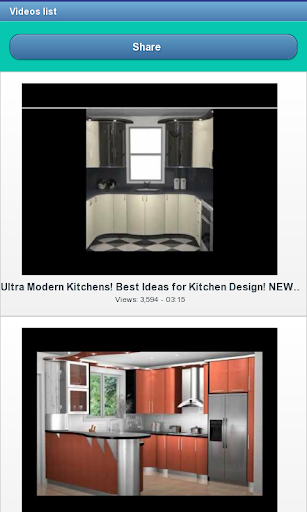 Kitchen designs app app for Kitchen ideas app