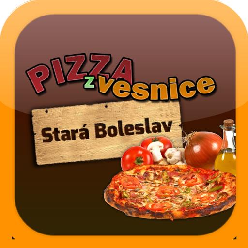 Pizza z vesnice Stará Boleslav