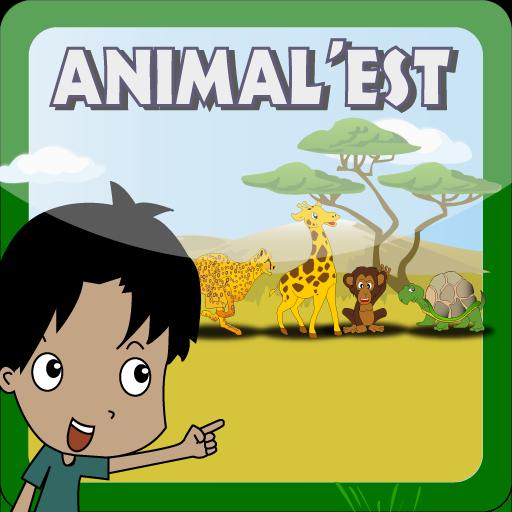 Animal'est LOGO-APP點子