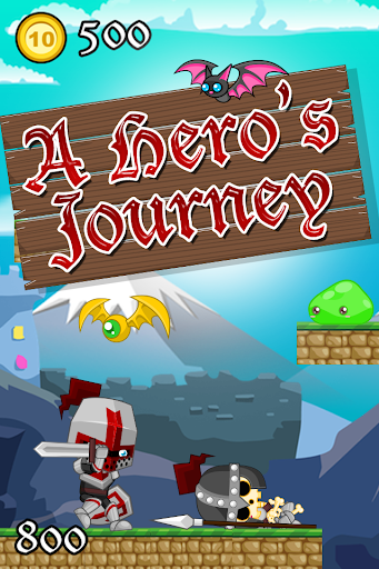 Hero Journey – Knight's Quest