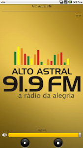 Alto Astral FM 91.9 screenshot 0