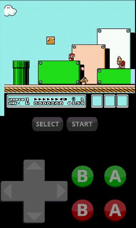 NES-FC (NES Emulator) - screenshot