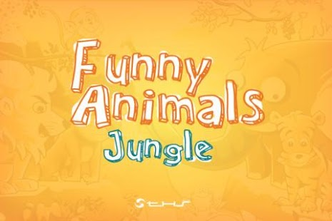 Funny Animals Jungle- screenshot thumbnail