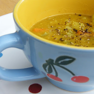 Curried Lentil Soup Recipe