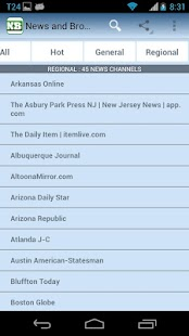 News & Newspapers USA - screenshot thumbnail