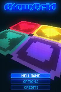 Glow Grid - Retro Puzzle Game Screenshot 17
