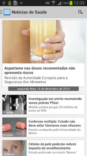 Notícias de Saúde