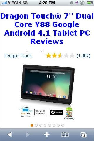 Dual Core Tablet PC Reviews