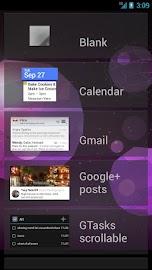 Blank Widget (Home/Lockscreen) Screenshot 4