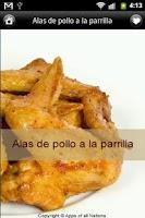 Screenshot of iCocinar Pequeños Chefs