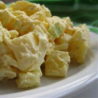 Classic American-Style Potato Salad.
