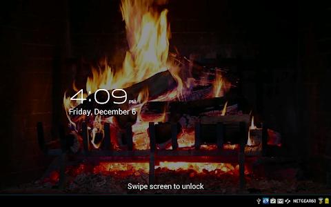 Virtual Fireplace LWP v2.3