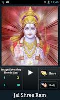 Screenshot of Ram Chandra Kripalu Bhaj Man