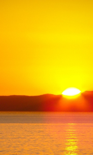 Sun Rise HD Live Wallpaper