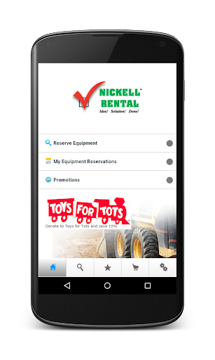 Nickell Rental FieldExtend