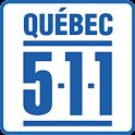 Québec 511 logo